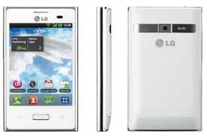 LG Optimus L3 II white für 1 € mit Tele2 Allnet Flat Tarif