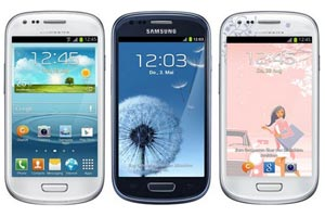 Samsung Galaxy S3 mini günstig mit Tele2 Allnet Flat Tarif