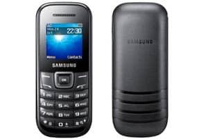 Samsung E1200 günstig mit Tele2 Allnet Flat Tarif kaufen