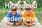 Highspeed für jedermann mit Tele2 Allnet Flat im E-Plus Netz